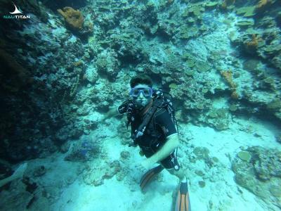 Nautitan - Plongée du Diamant - Martinique