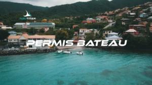Passer son permis bateau en Martinique