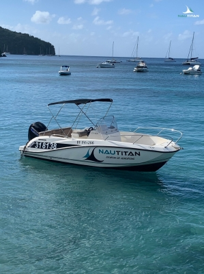 Titan III - Quicksilver 605 (7 Places)