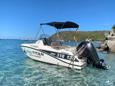 Titan IV - Quicksilver 505 (5 Places)